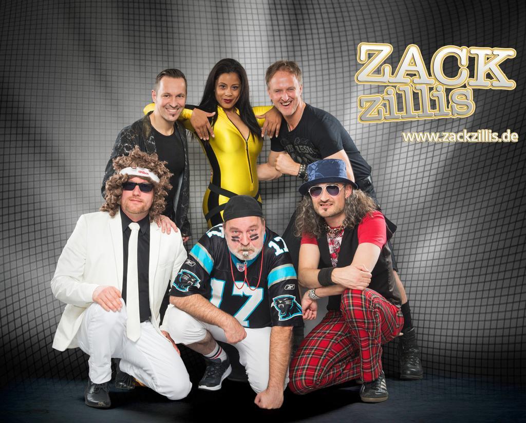 Energiegeladene Showband / bekannt aus der NDR-Sommertour 2018