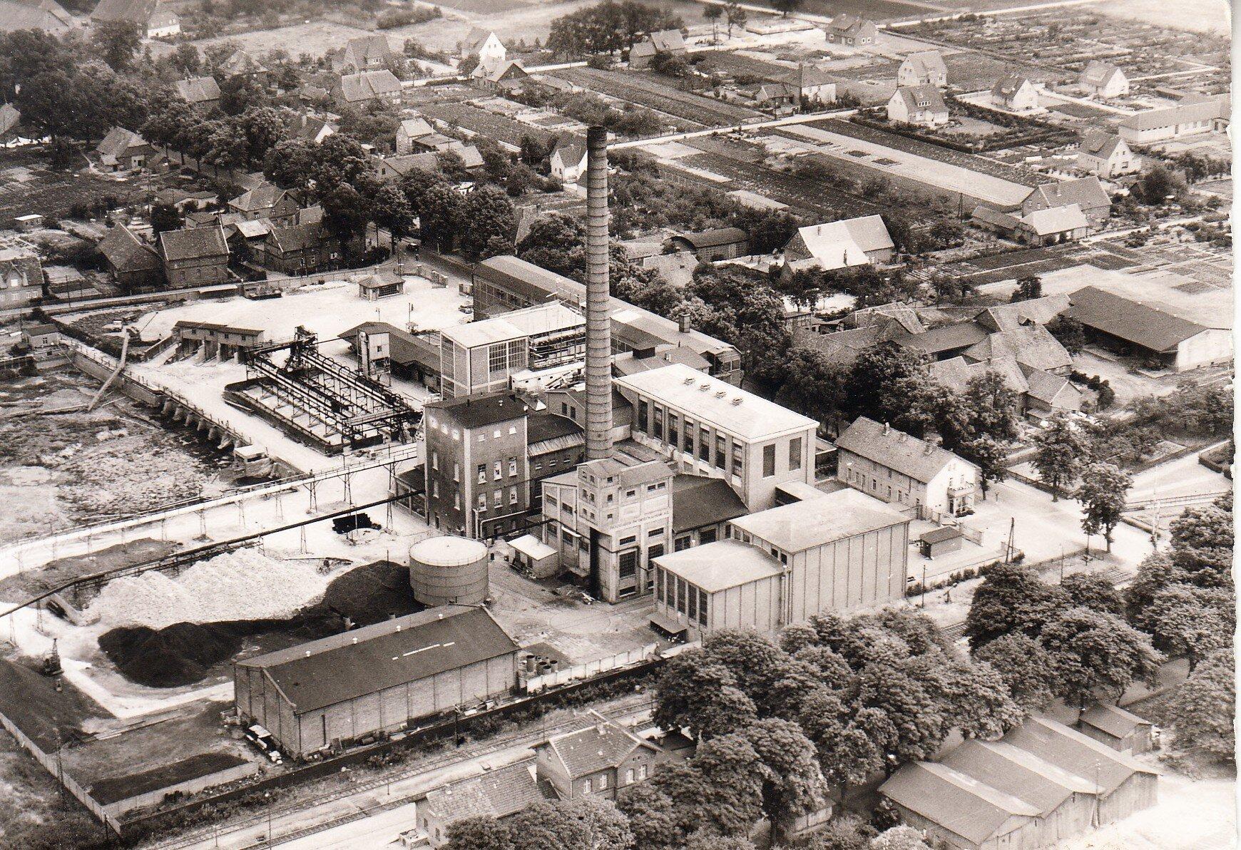 Zuckerfabrik Meine